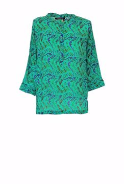 Peace Heart Joy Bluse Sophie Green Mix