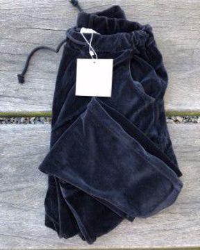 Cabana Living Baggy Pant Velour Grey