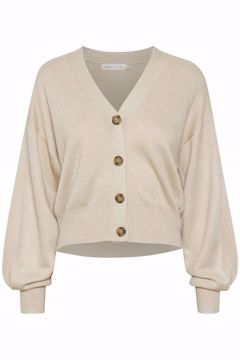 In Wear Cardigan Sammy Powder Beige