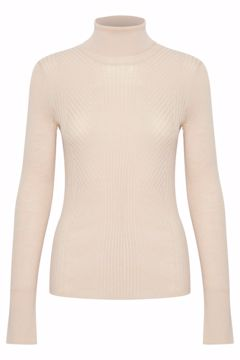 In Wear Pullover Siv Powder Beige