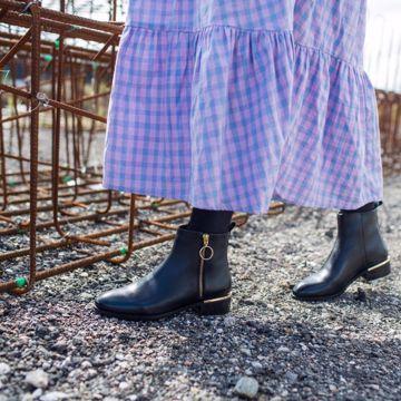 Copenhagen Shoes Støvle Fever leather Black