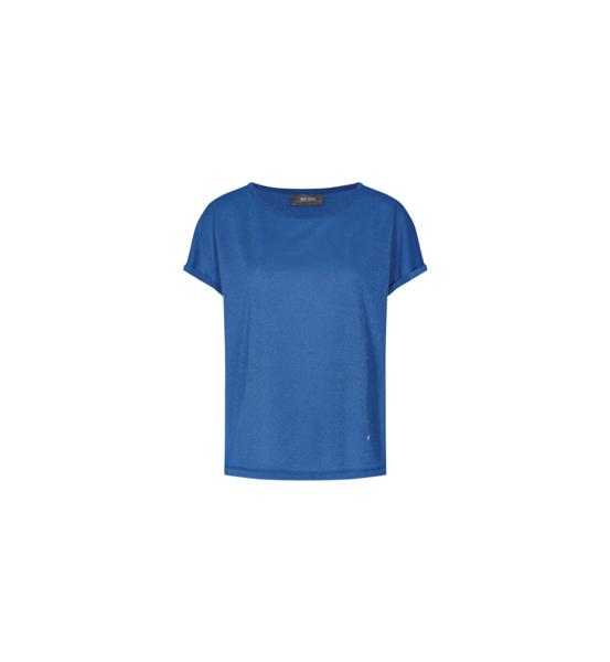 Mos Mosh T-shirt Kay Tee True Blue