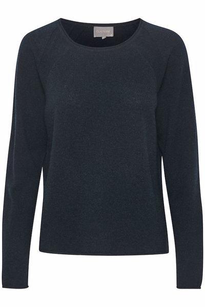 Culture Cashmere Pullover Cualaia Salute Melange