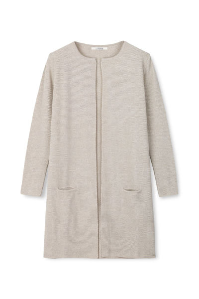 Sibinlinnebjerg Strik Cardigan Mary Kit
