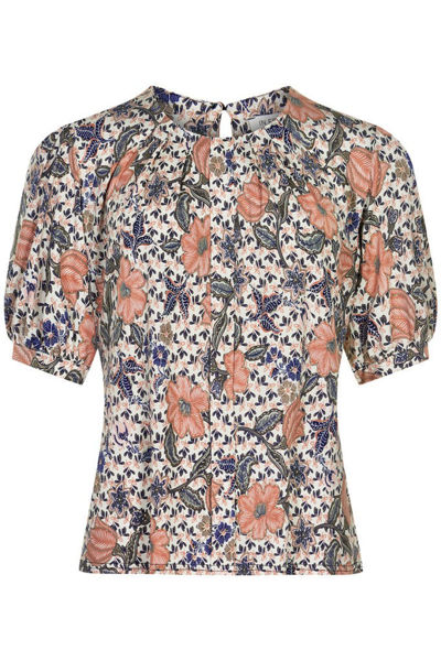 Infront Bluse Marcia 1/2 Rose