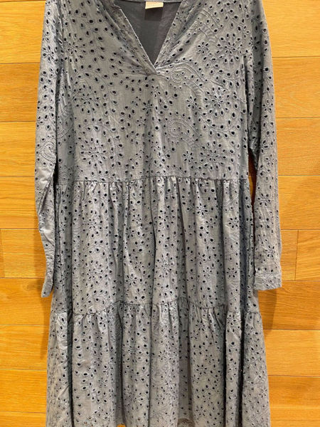 Infront Kjole Lusy Dress Blue