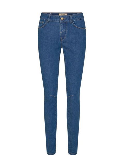 Mos Mosh Jeans Naomi Cover Blue