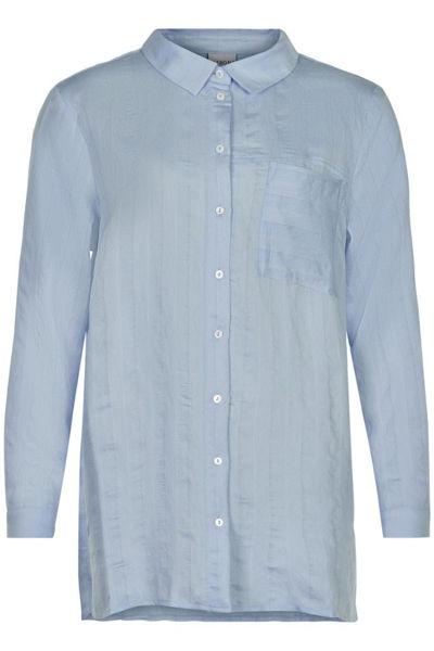 Infront Skjorte Lisa Light Blue