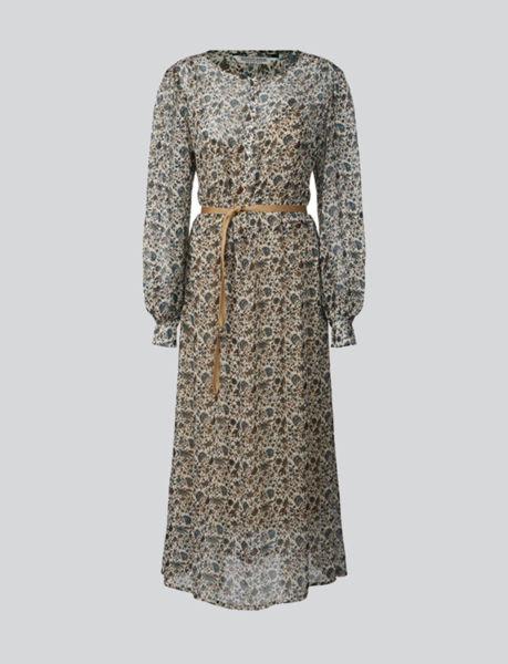 Summum Dress Flower Print