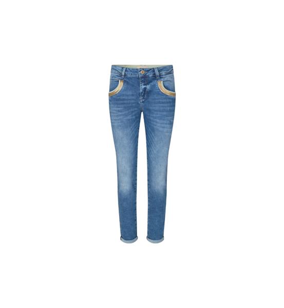 Mos Mosh Jeans Naomi Wave Blue