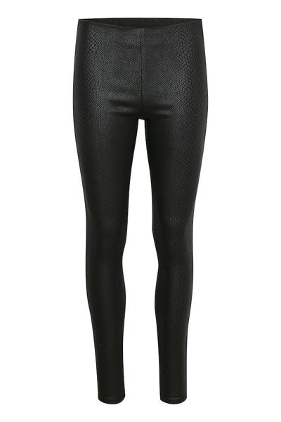 Culture Leggings Nolita Black Snake