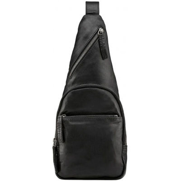 Depeche Fashion Favourites Bum Bag Black