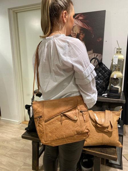 Depeche Medium Bag Light Tan
