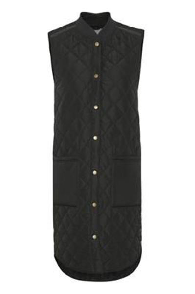 Culture Vest Donia Black