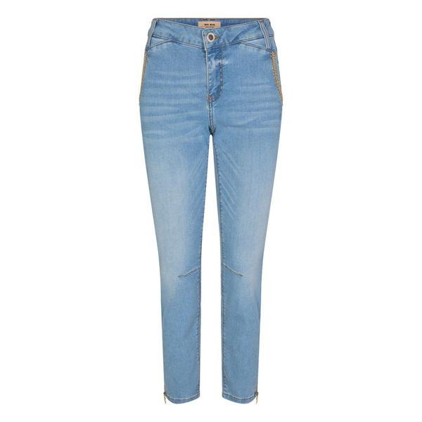 Mos Mosh Jeans Etta Mercury Light Blue