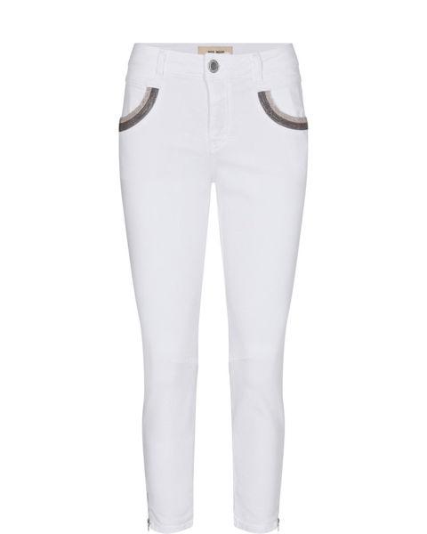 Mos Mosh Naomi Shade White Jeans