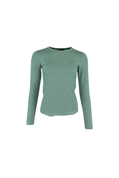 BC Bluse Polly Green