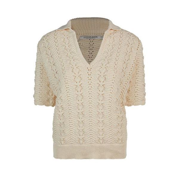 Summum Strik Polo Cotton