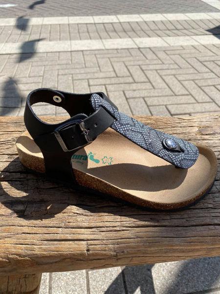 Bionatura Sandal Walker Donna Pulsar Nero