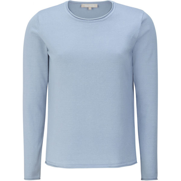 Soft Rebels Pullover Maria Zen Blue