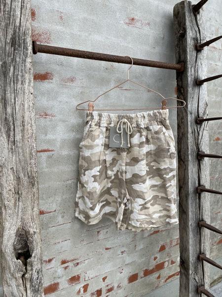 Cabana Living Shorts Camouflage