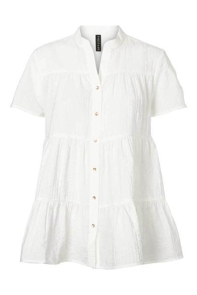 Prepair Bluse Shirly Off White