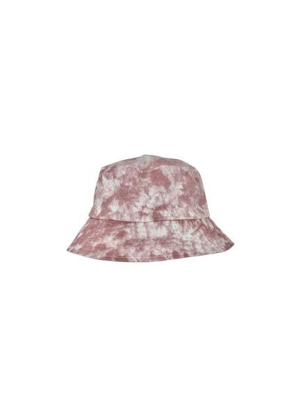 Black Colour Hat Drew Rose