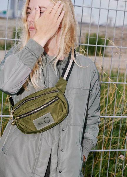 Coster Copenhagen Bum Bag Hunter Green
