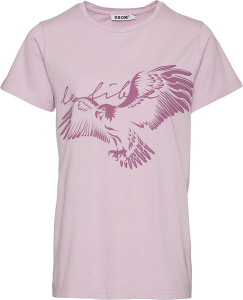 Krom2 T-shirt Pink Eagle
