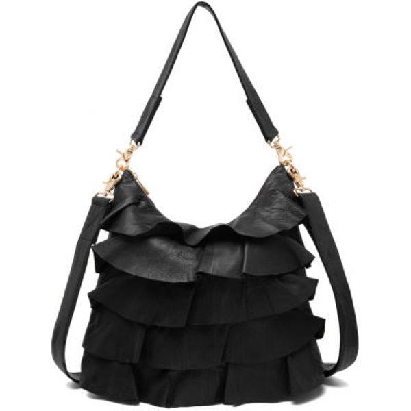 Depeche Taske Medium Bag Black