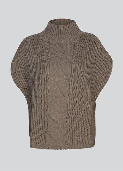 Summum Strik Cable Wool Knit