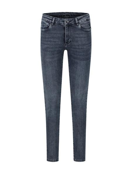 ParaMi Bukser Jacky/P-Form Denim Misty Blue