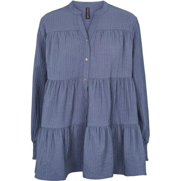 Prepair Bluse Shirley Blue