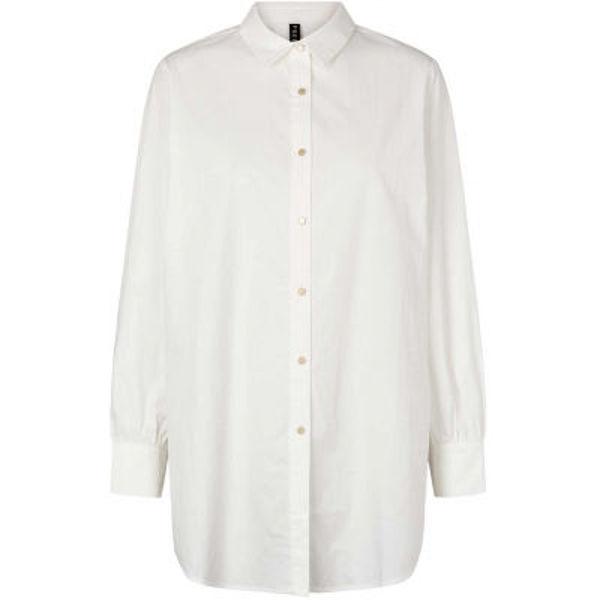Prepair Skjorte Diana Off White
